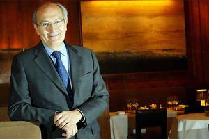 Mr Vrinat, Taillevent (photo le Figaro)