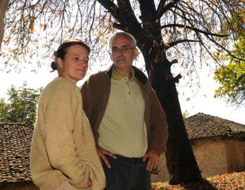 Estelle et Cyrille Bongiraud