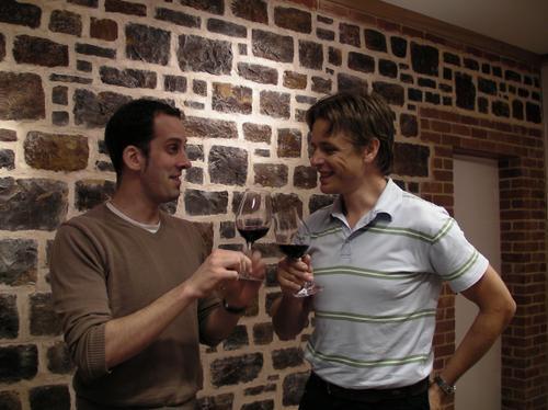 Emmanuel Delmas et Philippe Lehmann