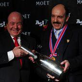 GERARD BASSET, MEILLEUR SOMMELIER DU MONDE 2010 - Emmanuel Delmas, Sommelier & Consultant en vins, Paris