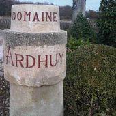 DOMAINE D' ARDHUY, CORGOLOIN