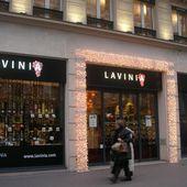 LAVINIA CAVE - Emmanuel Delmas, Sommelier & Consultant en vins, Paris