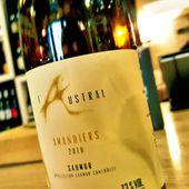 DOMAINE L'AUSTRAL, SAUMUR - Emmanuel Delmas, Sommelier & Consultant en vins, Paris