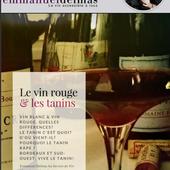 LE VIN & LES FROMAGES - LE MAGAZINE PDF DE 88 PAGES - Emmanuel Delmas, Sommelier & Consultant en vins, Paris