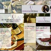 MAGAZINES 'AU SERVICE DU VIN': QUELQUES TÉMOIGNAGES - Emmanuel Delmas, Sommelier & Consultant en vins, Paris
