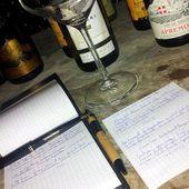 JEAN CLAUDE MASSON, APREMONT - Emmanuel Delmas, Sommelier & Consultant en vins, Paris