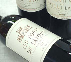 Les Forts de Latour, 2 nd de Chateau Latour