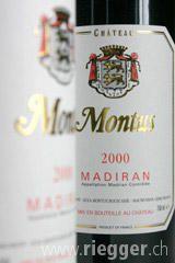 Montus, Madiran, Alain BRUMONT