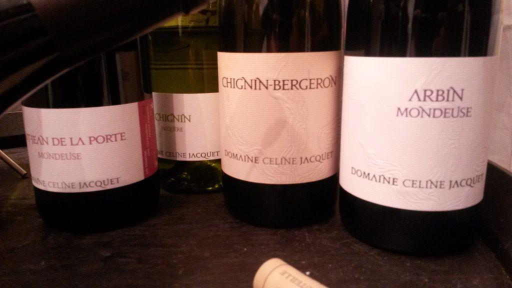 Les vins qui méritent d'être découverts, de Céline Jacquet à Arbin