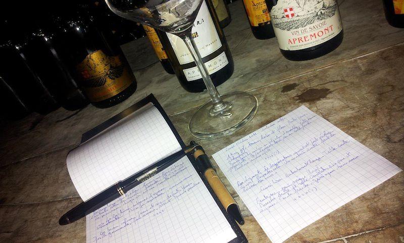 Roussette de Savoie, Apremont...des évidences avec la fondue savoyarde...