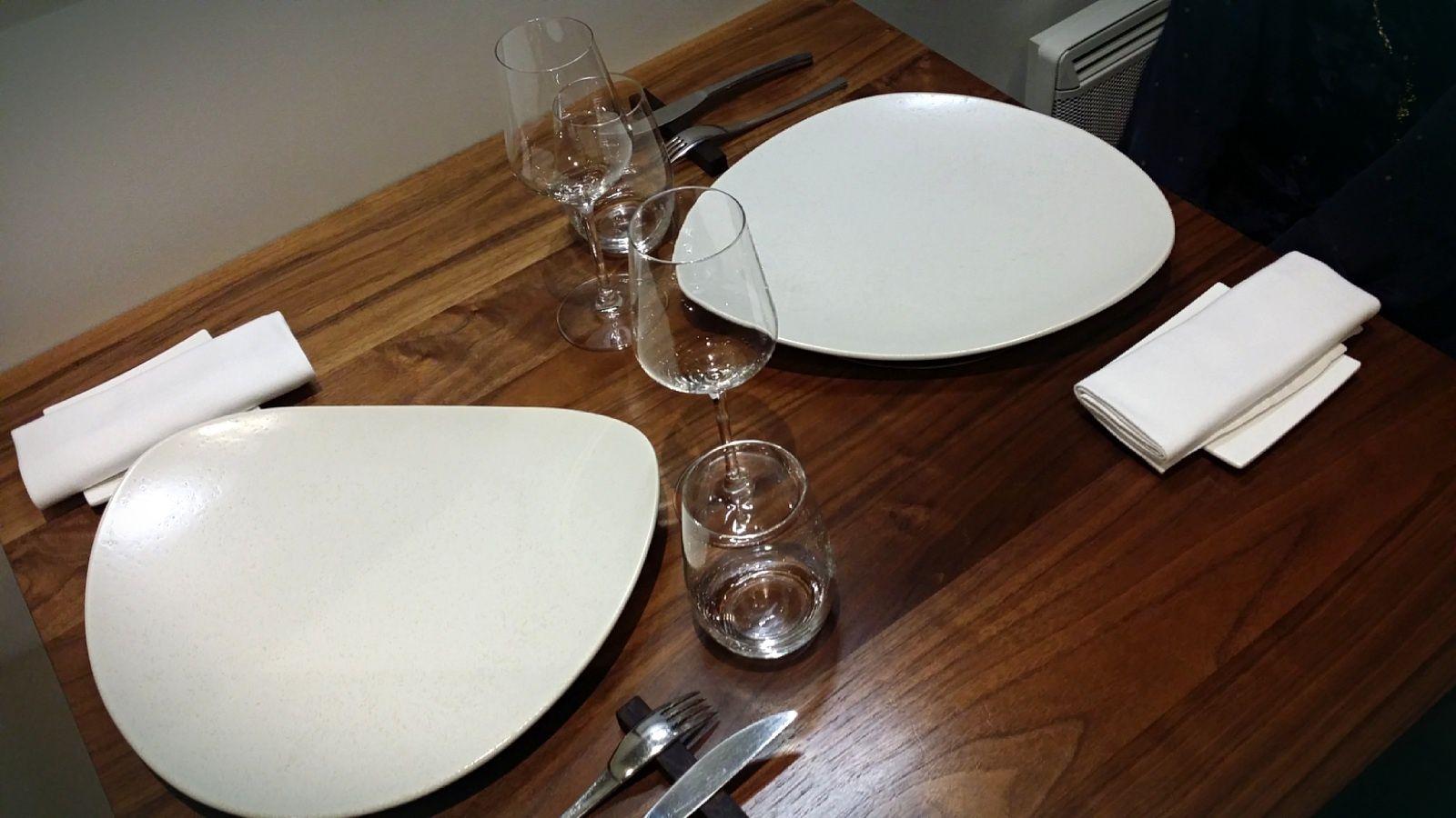 Le restaurant 'Terre Mer', nouvel étoilé Michelin à Auray (56)