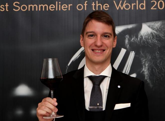 Marc Almert, le meilleur sommelier du monde 2019 est allemand! (©JB pour Terre de vins)