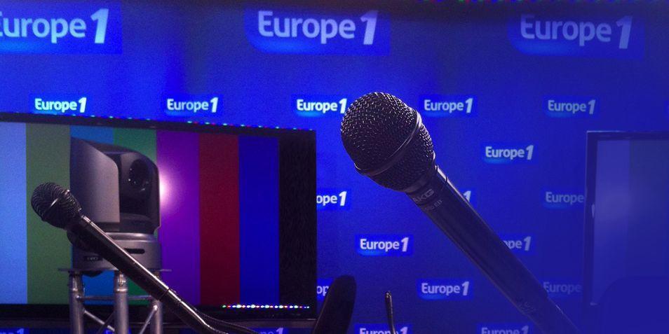 EUROPE 1, LE VIN ROSE, ET MON PASSAGE RADIO