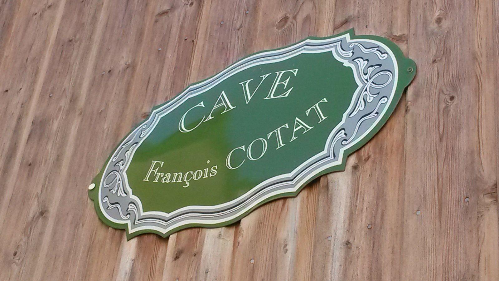 FRANCOIS COTAT, SANCERRE