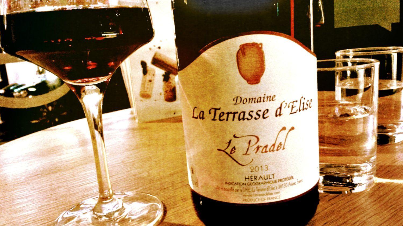 Le Pradel de la Terrasse d'Elise, en Hérault
