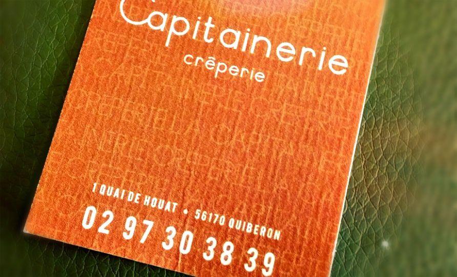 Vous cherchez de vraies bonnes crêpes et galettes? C'est à la Capitainerie, Quiberon.