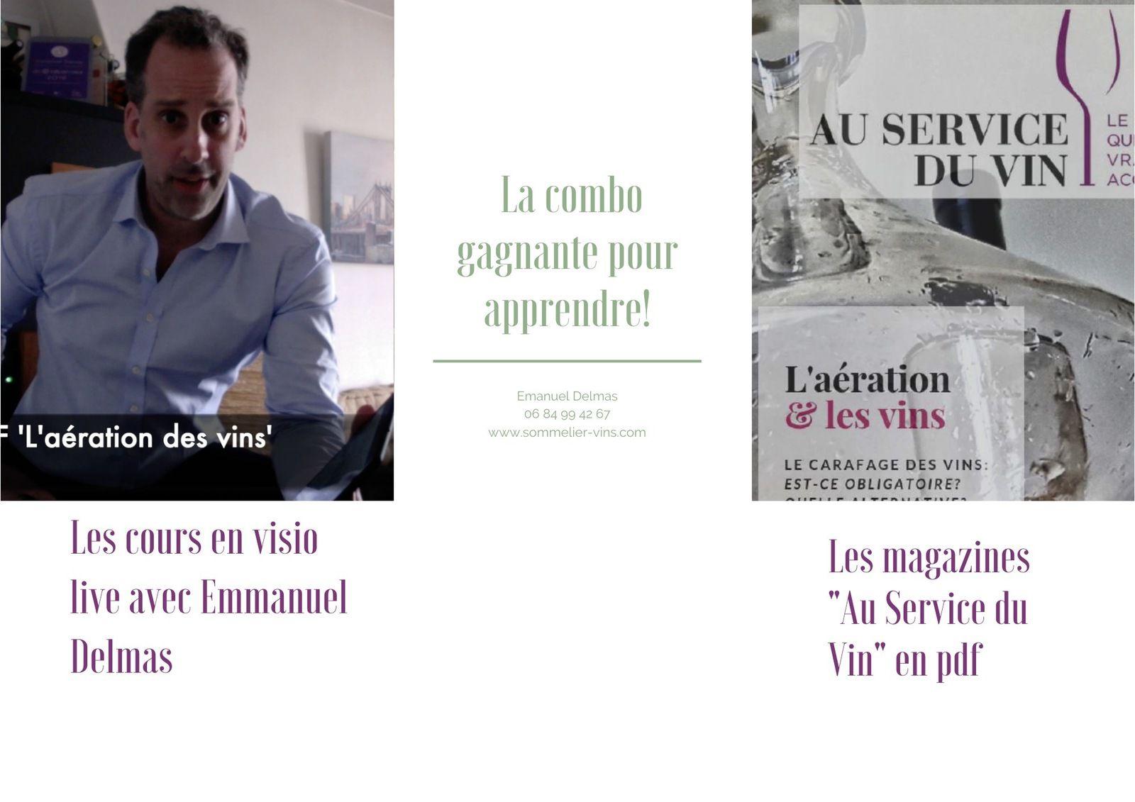 LES MAGAZINES VIN PDF AU SERVICE DU VIN
