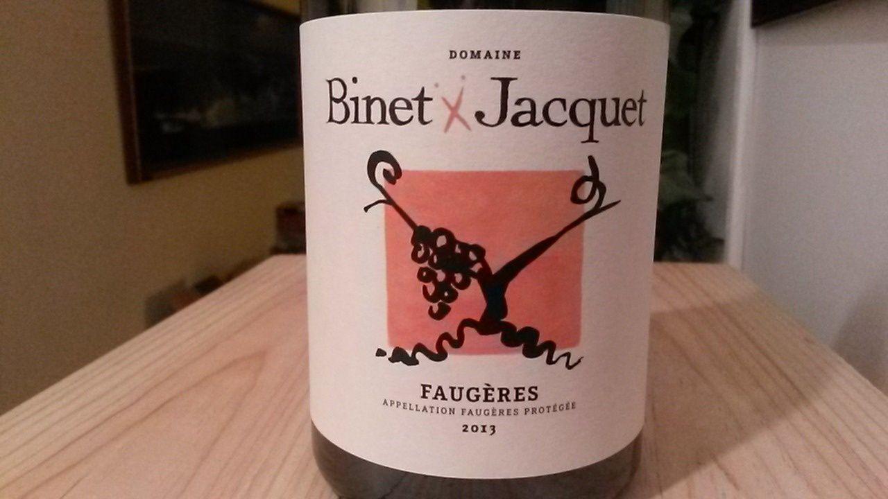 Un domaine qui révèle ici une jolie promesse, malgré son si jeune âge.http://www.binet-jacquet.com/