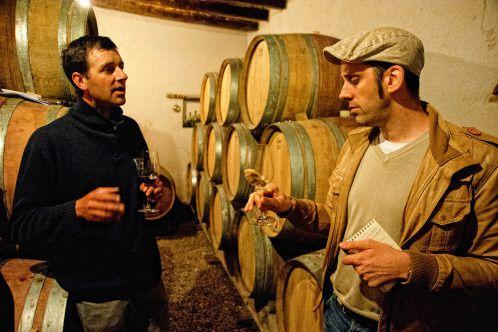 Ma visite chez Vincent Gaudry, immense vigneron de Sancerre (Sury en Vaux)