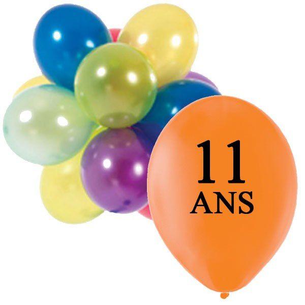 11 ANS !!