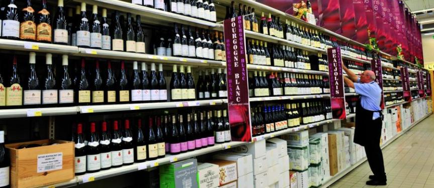 Foires aux vins en préparation ©Pascal Sittler