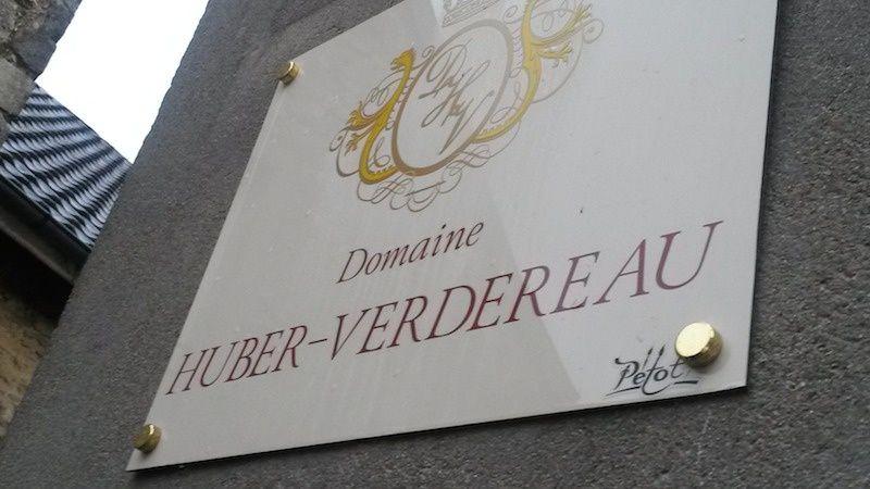 Domaine Huber Verdereau à Volnay