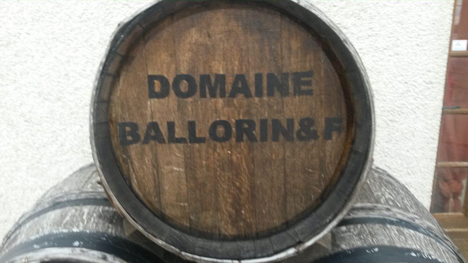 DOMAINE BALLORIN, MOREY SAINT DENIS