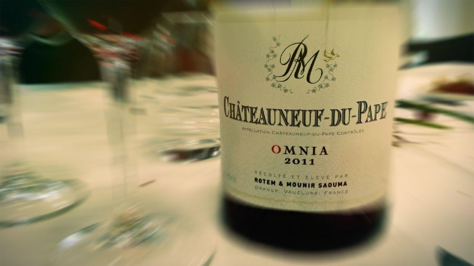 Très beau Châteauneuf du Pape plein, généreux mais cultivant une vraie distinction.