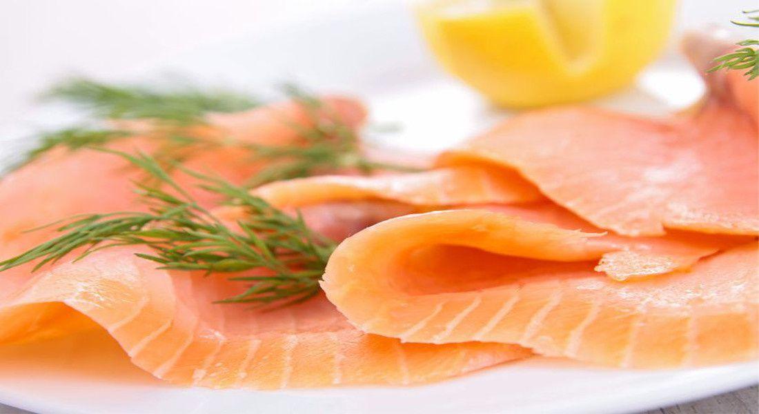 Tranche de saumon fumé (©le-fumoir.fr)