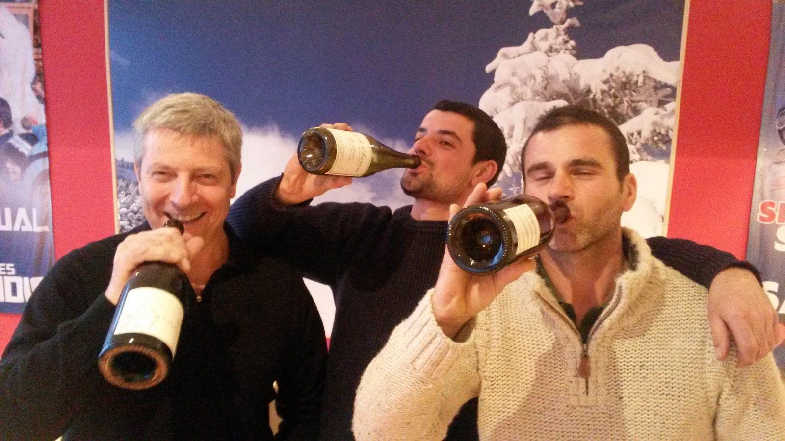 Trois vignerons talentueux, les connaissez-vous ?