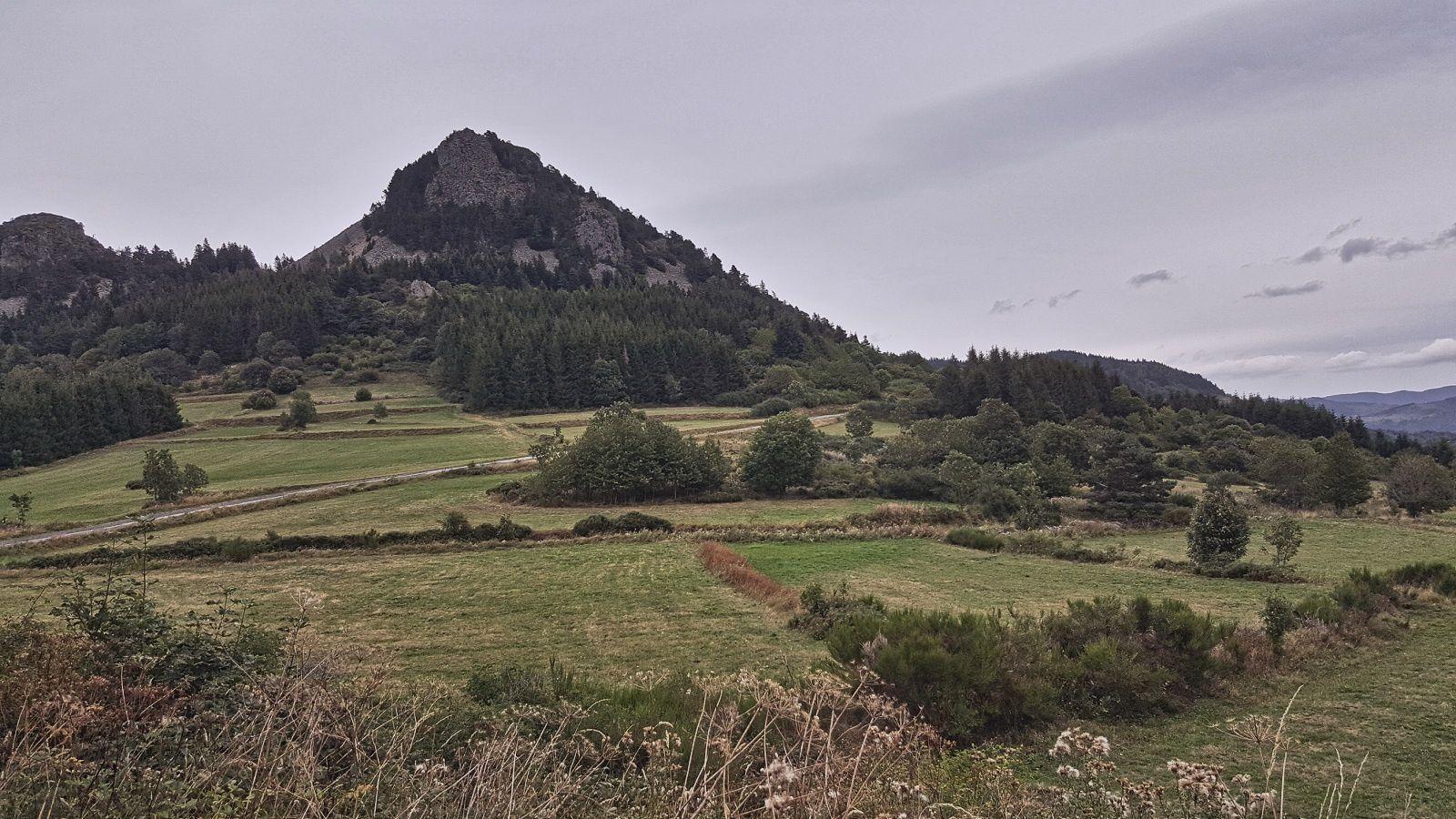 Autour de Borée, au milieu des sucs et du Mont Mezenc