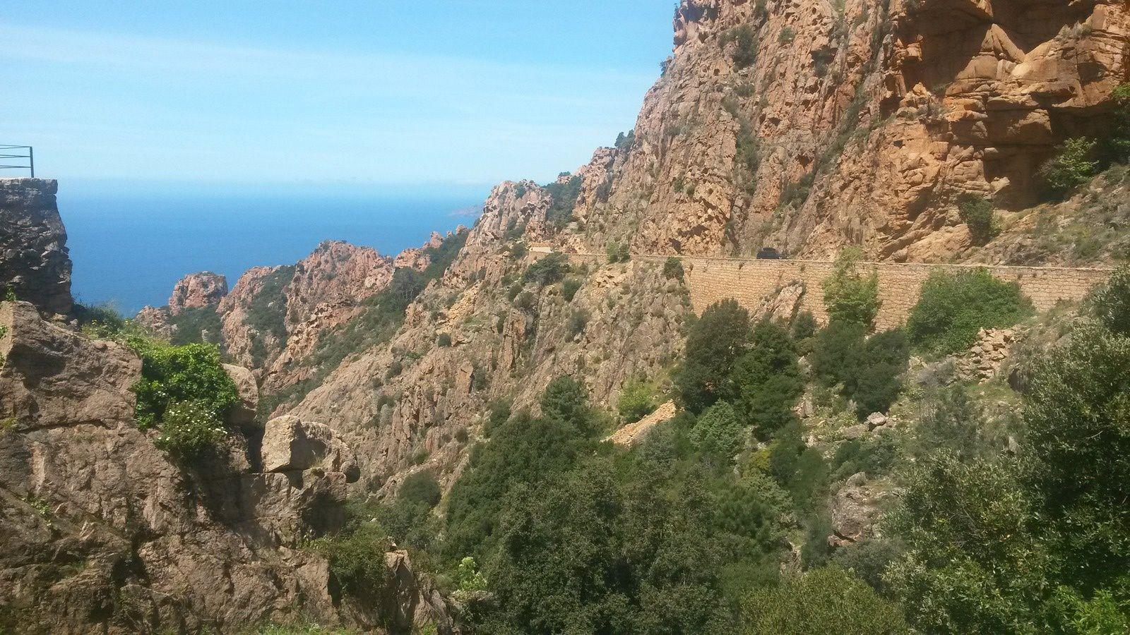 La Corse, une région de vins assez remarquables