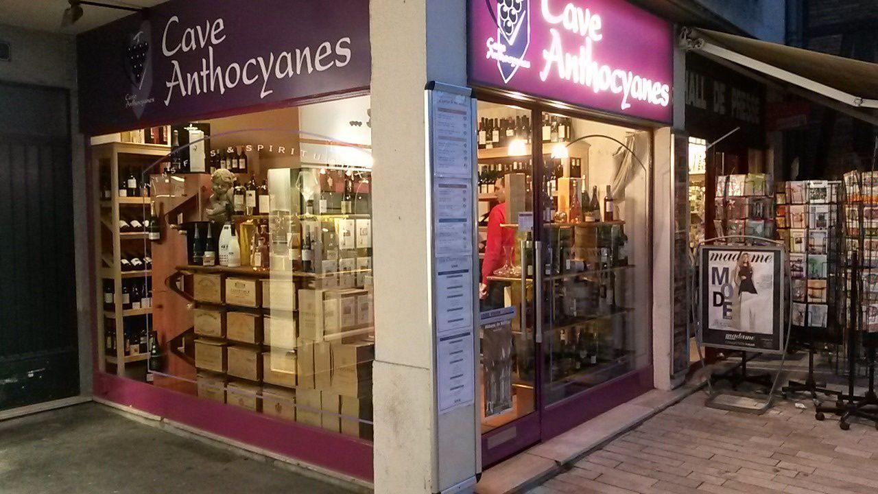 LA CAVE ANTHOCYANES, ORLEANS
