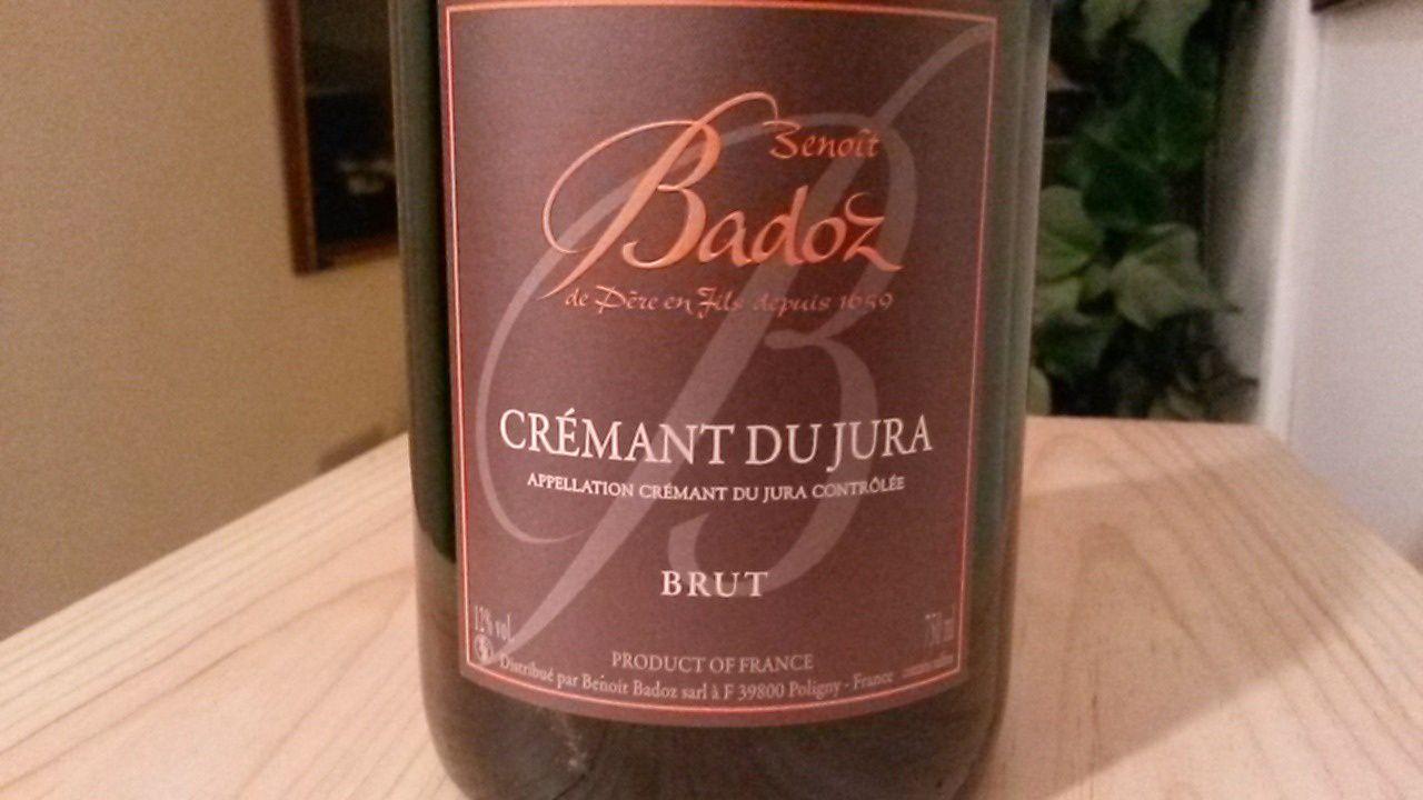 Une bulle aussi nette que fraîche, d'un vigneron sérieux.