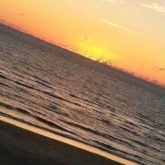 Un coucher de soleil superbe, qui peut s'avérer source de déceptions à l'arrivée...
