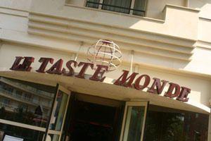 Le Taste-Monde, issy les moulineaux